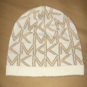 Michael Kors Logo Beanie/Hat